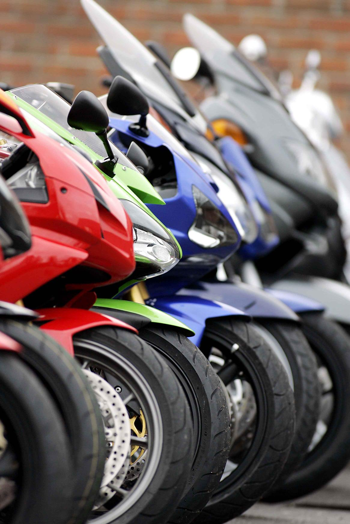 Motorcycle sales soar - MCIA
