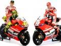 Ducati stars