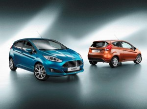 The new Ford Fiesta will rival best in class fuel economy figures.