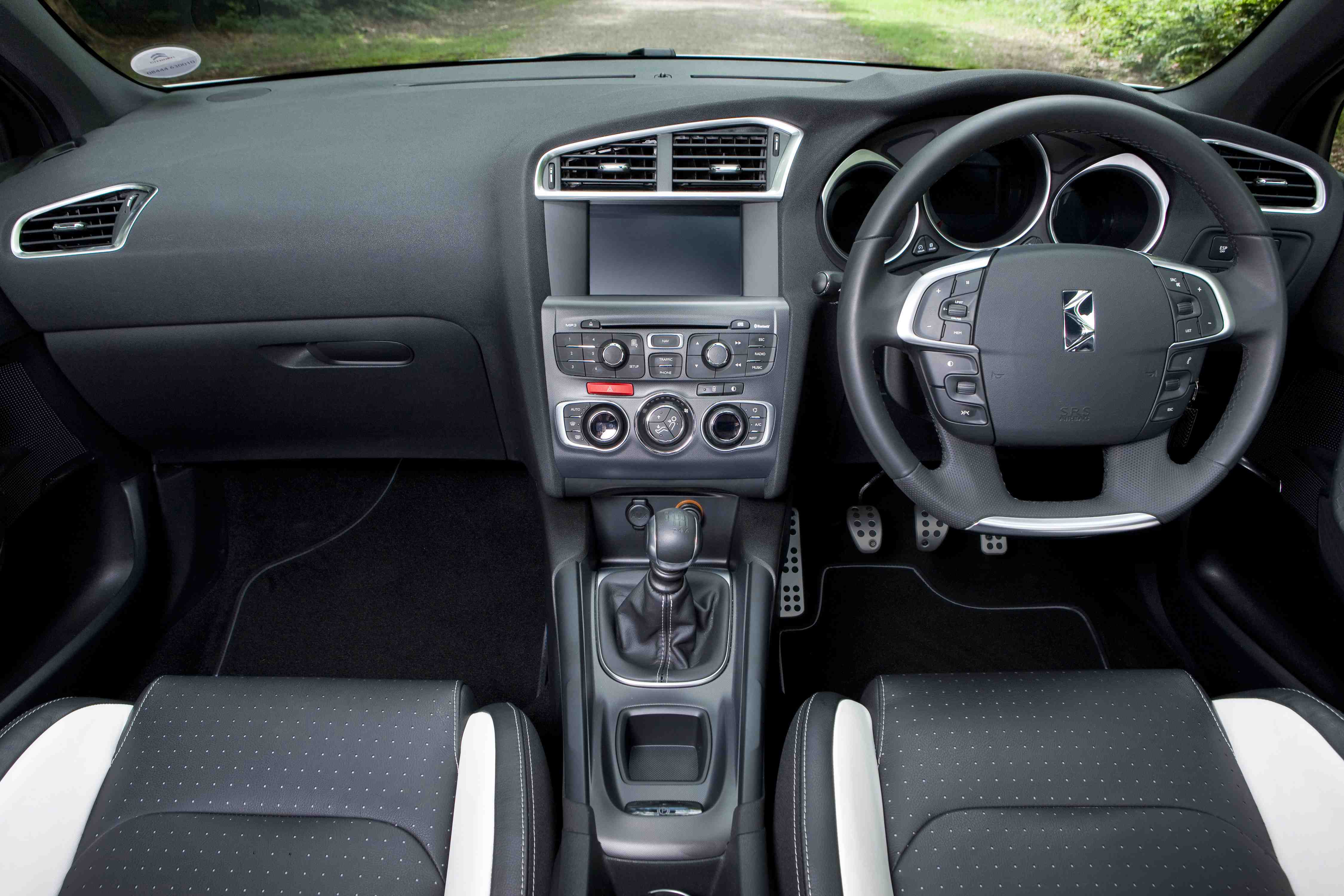 Citroen DS4 interior - Wheel World Reviews