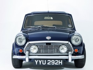 This rather special Mini is certain to attract a lot of interest.