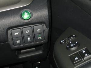 The econ button helps improve fuel economy.