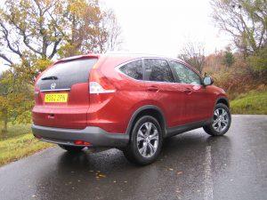 New Honda CR-V range