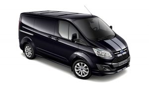 Ford Transit Custom Sport Van Delivers Performance, Style for Sm