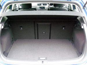 The new Volkswagen Golf Mk7