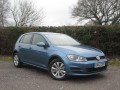 The new Volkswagen Golf Mk7