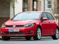 New VW Golf front