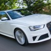 The new Audi RS 4 Avant