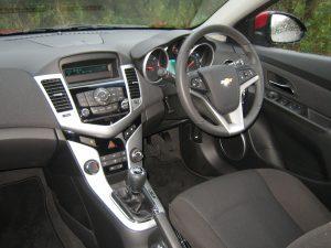 Chevrolet Cruze Station Wagon 1.7 VCDi LT