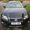 Lexus GS450h roadtest