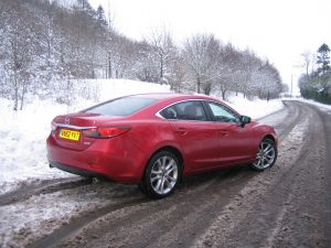 New Mazda6 road test