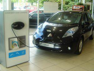 Nissan Leaf price cut