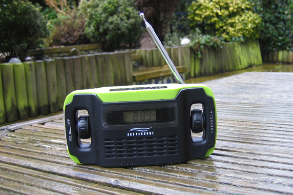 Aquabourne radio