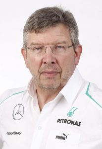 Ross Brawn Mercedes