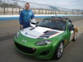 Mazda MX5 race car