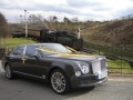 Bentley Mulsanne Golden Wedding trip