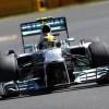 Mercedes F1 2013 Hamilton