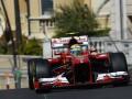 Ferrari in Monaco 2013