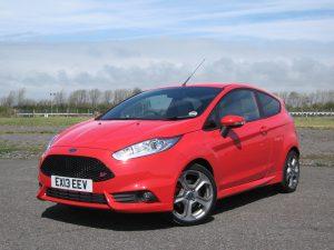 New Ford Fiesta ST (1)