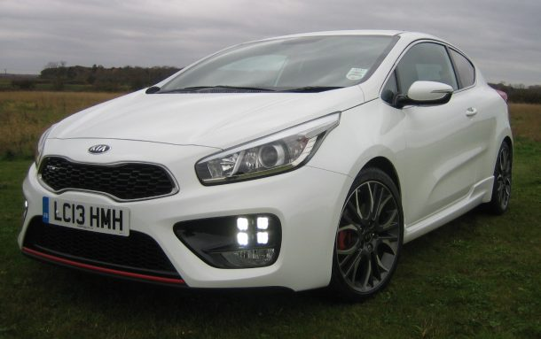 Kia pro_cee'd GT road test review