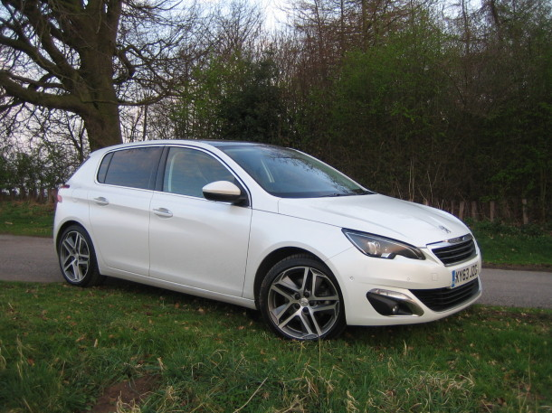 Peugeot 308 Feline THP 156 roadtest review
