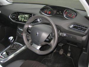 Peugeot 308 Feline THP 156 roadtest review