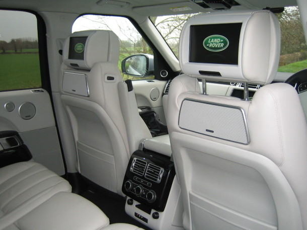 Range Rover Autobiography 3.0 TDV6 review & road test