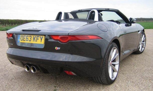 Jaguar F-Type V6 S review & road test report