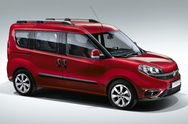 The new FIAT Doblo.