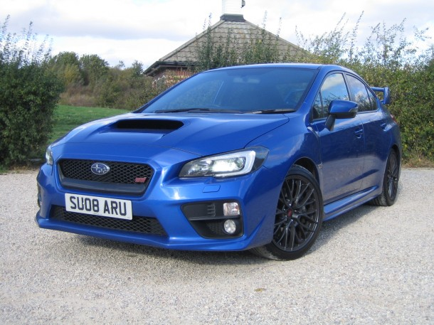 Subaru WRX STi road test report and review