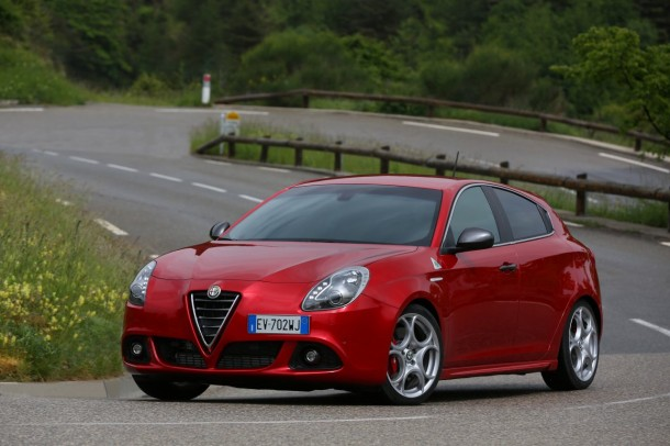 Alfa Romeo Giulietta QV road test report review