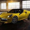Alfa Romeo reveals 4C Spider prices