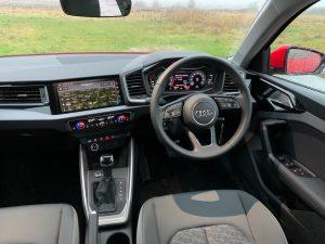 Audi A1 citycarver 30 TFSI 116PS S tronic