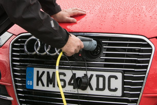 Audi A3 Sportback e-tron road test report and review