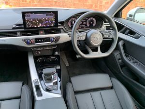 Audi A4 allroad 40 TDI quattro road test and review
