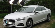 Audi A5 2.0 TDI Sport S tronic 190PS road test report and review