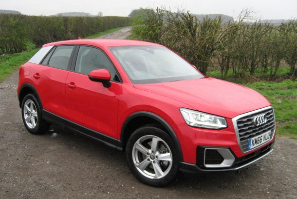 Audi Q2 1.4 TFSI Cylinder on Demand 150PS Sport road test report and review