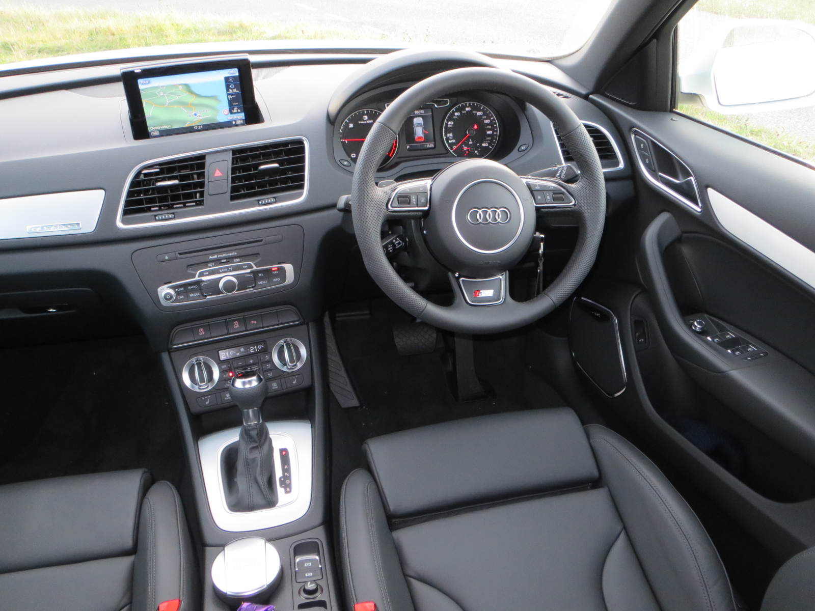 Audi Q3 Tdi Quattro S Line 140 Ps S Tronic Road Test Report And Review