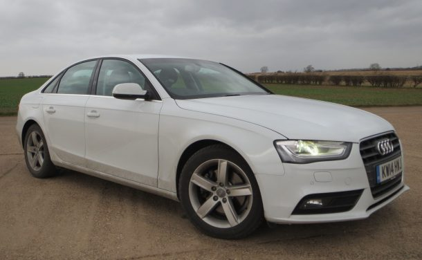 Audi S line 2.0 TDI Ultra 163PS road test report and review (1)