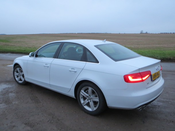 Audi S line 2.0 TDI Ultra 163PS road test report and review
