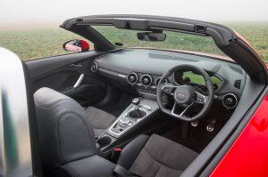 Audi TT Roadster road test review - third generation model boasts sharper handling.