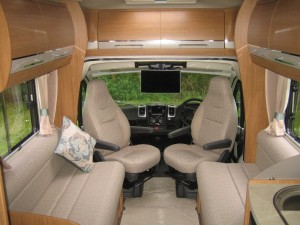 Auto-Trail 2015 models