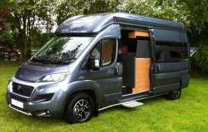 Auto-Trail 2015 models - V-Line
