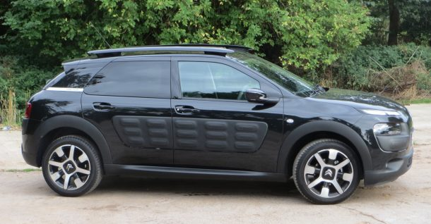 Citroen C4 Cactus Flair PureTech 110 S&S road test report and review