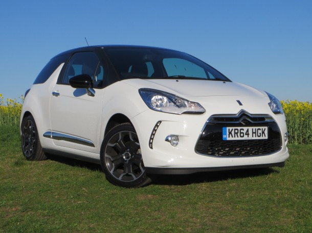 Citroen DS3 DStyle Plus PureTech 110 road test report and review (7)