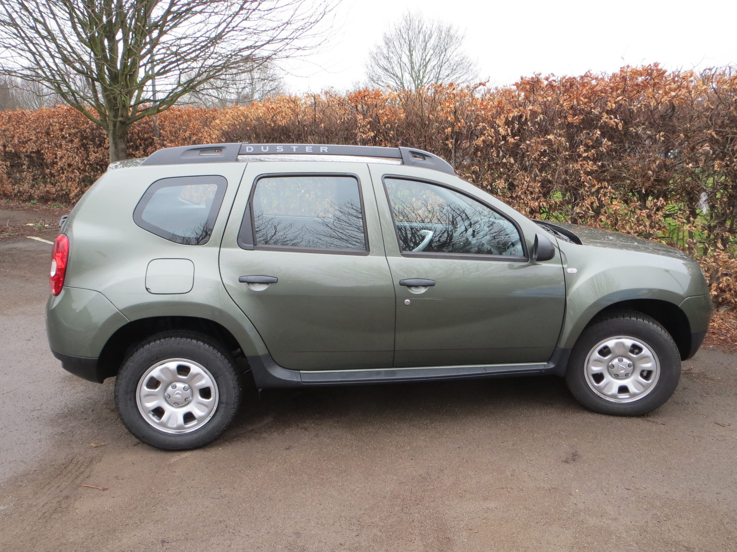 Dacia Duster Ambiance 1 5 Dci 110 4x4 Road Test Report Review 12 Wheel World Reviews