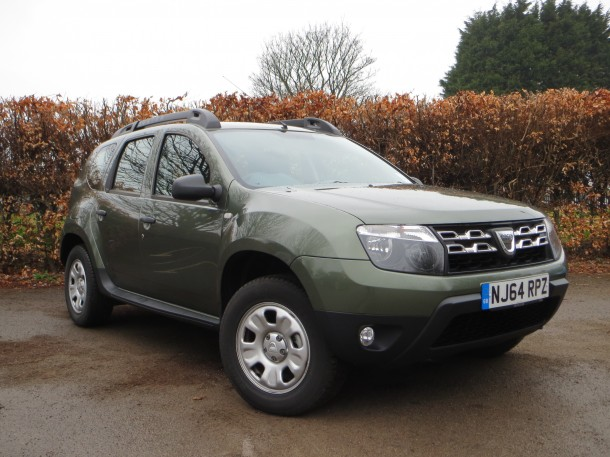 Dacia Duster Ambiance 1.5 dCi 110 4x4 road test report review