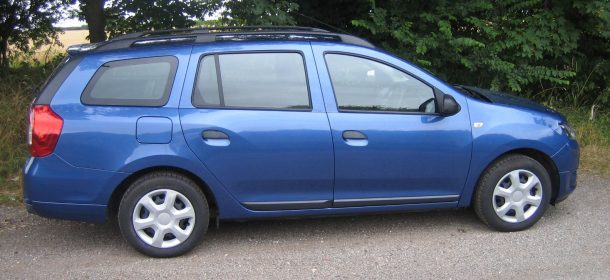 Dacia Logan MCV Ambiance 0.9 TCe 90 MCV review, road test report