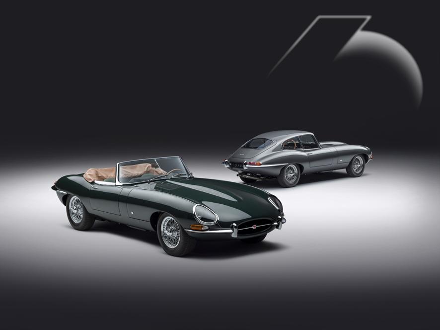 The Jaguar E-Type 60 Collection