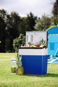 Aldi's new Family Camping range Electric Coolbox 05